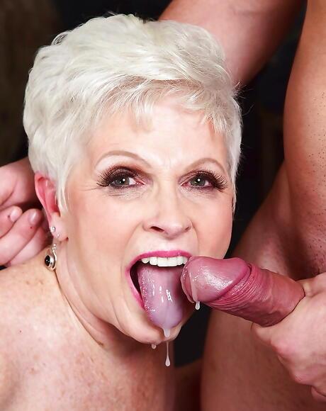 Cum In Mouth Porn