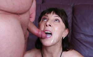 Cum In Mouth Porn