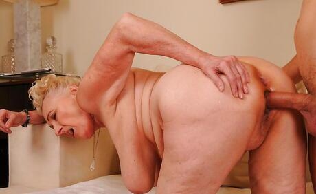 Ass Fucking Granny Porn