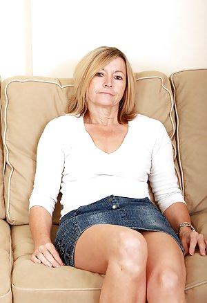Granny in Jeans