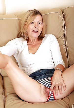 Granny in Panties Porn