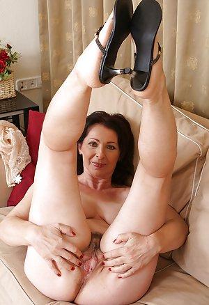 Granny High Heels Porn