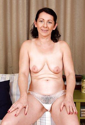 Granny in Panties Porn