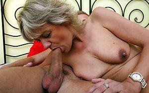 Granny Suck Cock