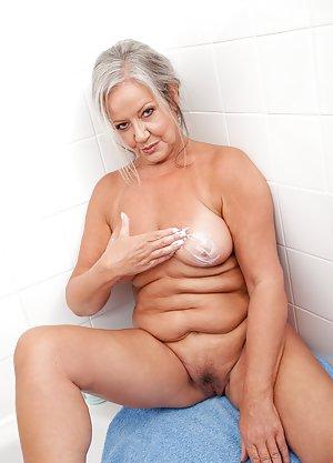 Granny in Bath