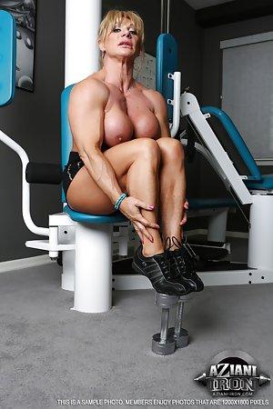 Sport Granny Porn