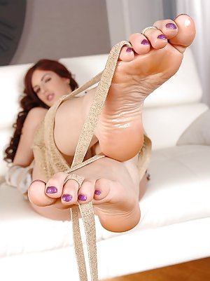 Granny Foot Fetish Porn