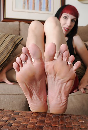 Granny Foot Fetish