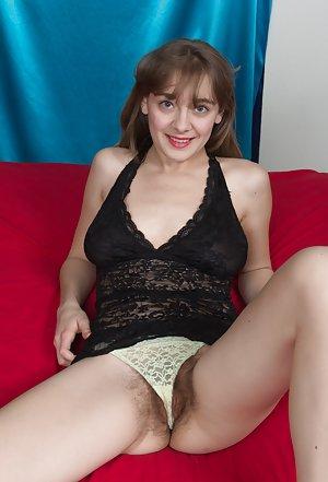 Hairy Granny Pussy Porn