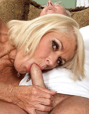Granny Suck Cock Porn