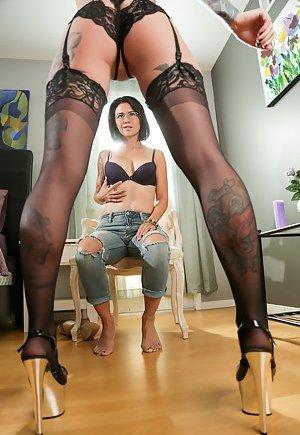 Lesbian Interracial Porn
