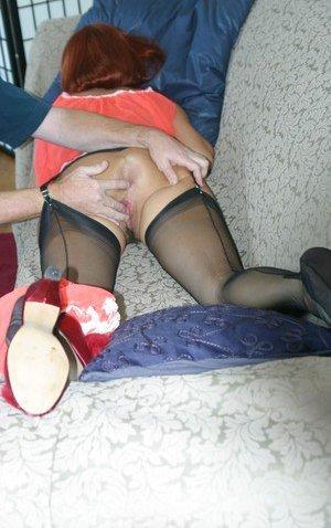Anal Granny Porn