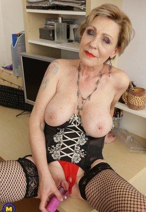 Granny Love Toys Porn