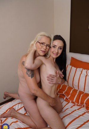 Mom and Girl Porn